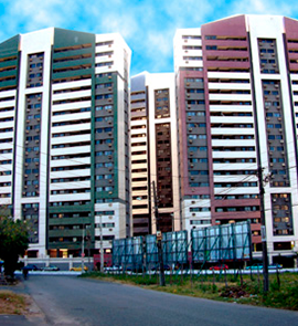 Edifício Maison Verte