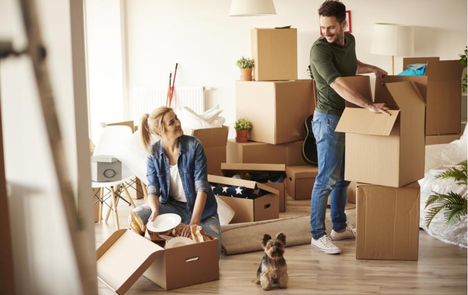 As vantagens de morar em um apartamento