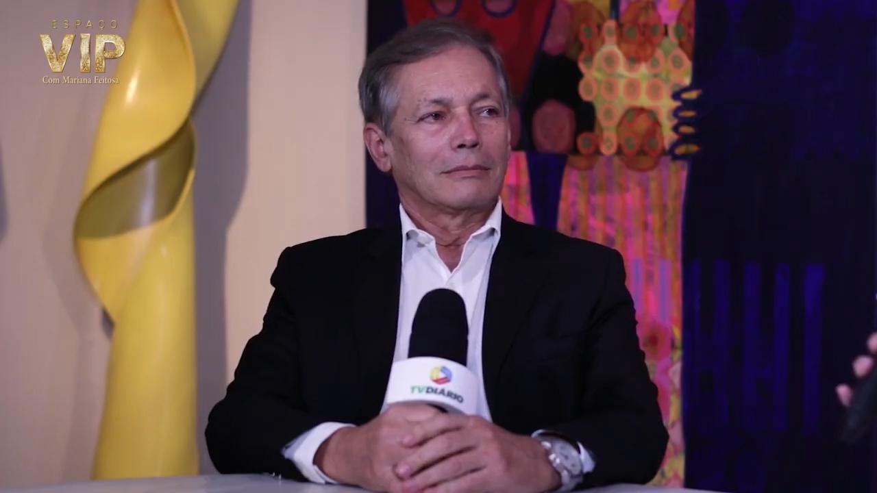 Entrevista do Dr. Otacílio Valente a Mariana Feitosa do Programa Espaço VIP